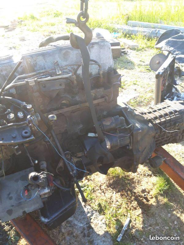 changement moteur Moteur10