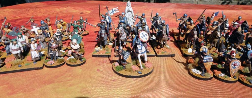 Objectif Mêlée des Montagnes: bande pour la Reconquista portugaise Centre10