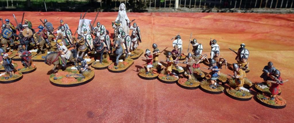 Objectif Mêlée des Montagnes: bande pour la Reconquista portugaise Droite10