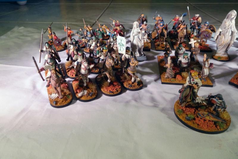 Objectif Mêlée des Montagnes: bande pour la Reconquista portugaise Dsc02111