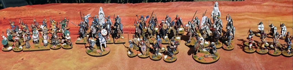 Objectif Mêlée des Montagnes: bande pour la Reconquista portugaise Ensemb10