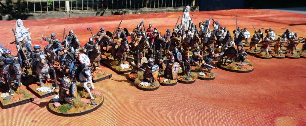 Objectif Mêlée des Montagnes: bande pour la Reconquista portugaise Traver10