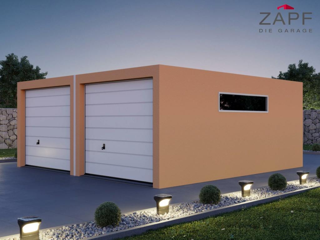 Un écrin pour mes belles (projet de garage) Genera13