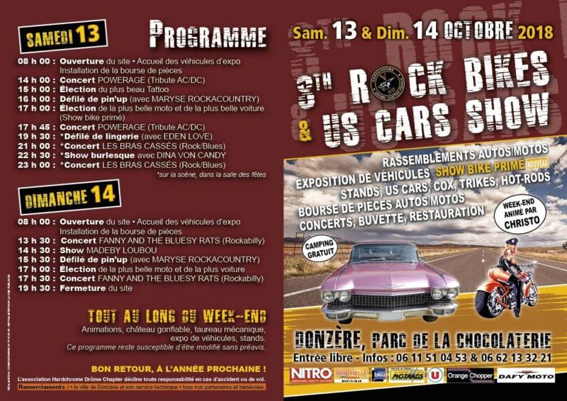 Donzere sud drome 7 et 8 octobre Donzzo10