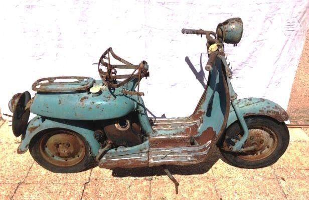 Motobécane Mobyscooter  SBH de 1956 33d1cb10
