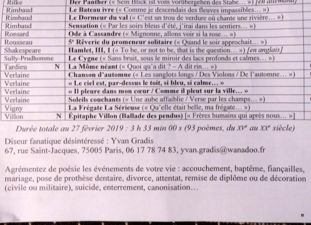 Choses vues dans le jardin du Luxembourg, à Paris - Page 7 1-00916