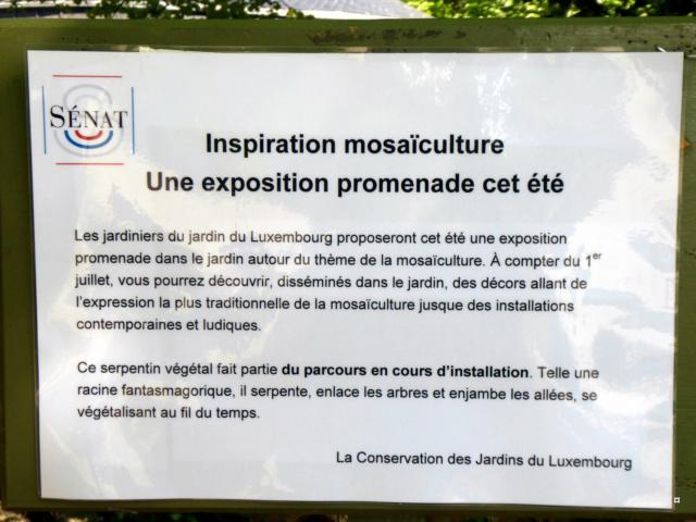 Choses vues dans le jardin du Luxembourg, à Paris - Page 7 1-00917