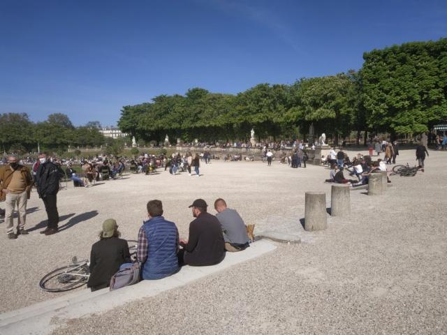 Choses vues dans le jardin du Luxembourg, à Paris - Page 9 16194612