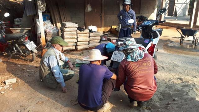 Dernières nouvelles de la Thaïlande Crevai12