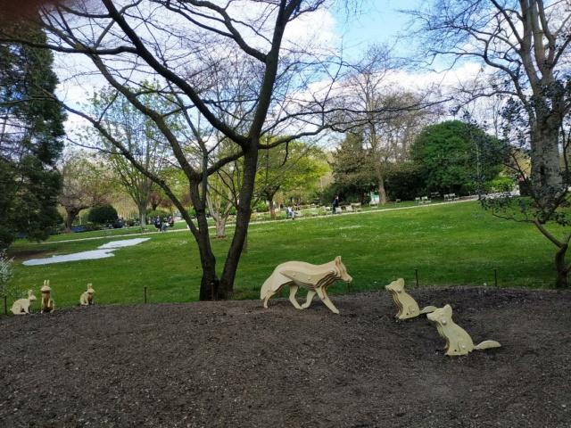 Choses vues dans le jardin du Luxembourg, à Paris - Page 9 Lm110