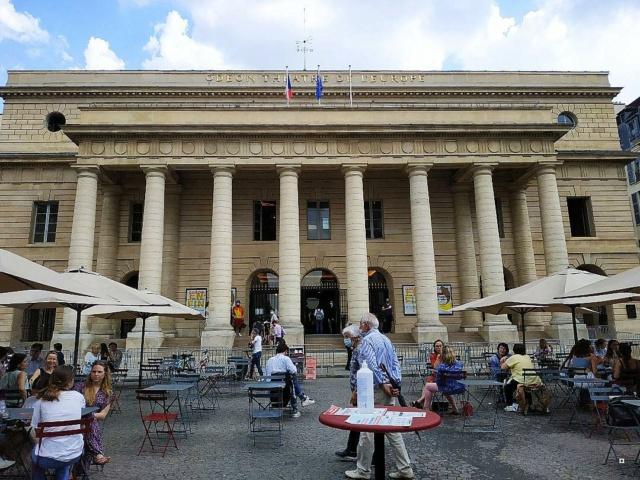 Théâtre de L'Odéon, toujours occupé ! Odeon10