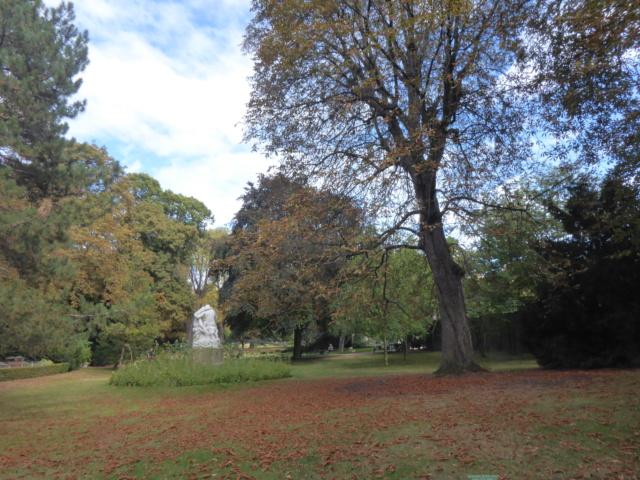 Choses vues dans le jardin du Luxembourg, à Paris - Page 8 P1050615
