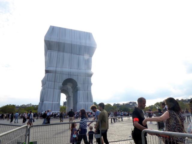 L'Arc de Triomphe ne m'emballe pas... P1050813