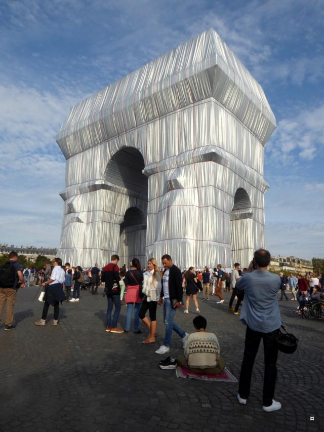L'Arc de Triomphe ne m'emballe pas... P1050817