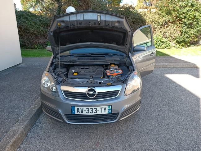 Mon Opel Zafira Enjoy Export10