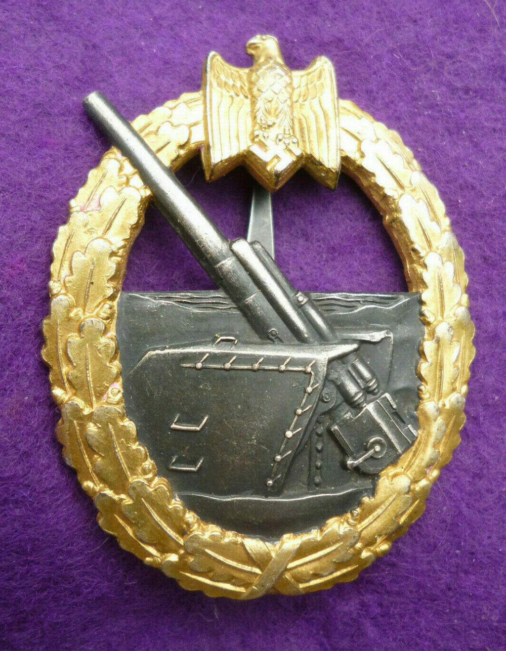Insigne Artillerie Côtière 137