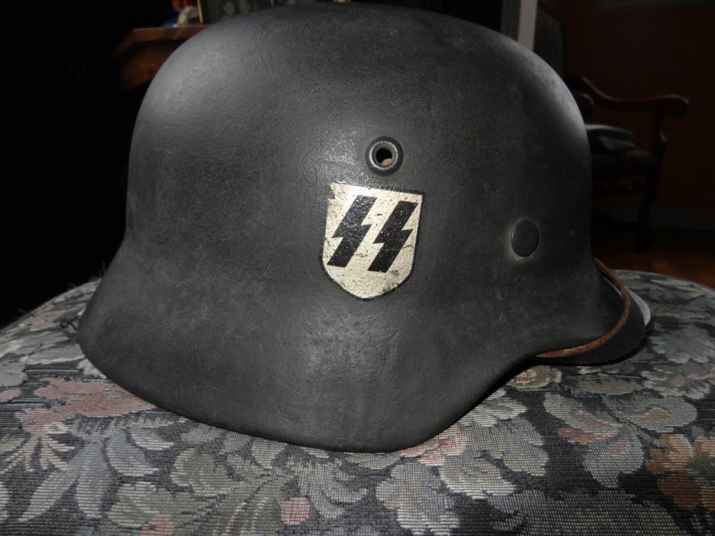 Casque allemand M40 SS Dsc04411