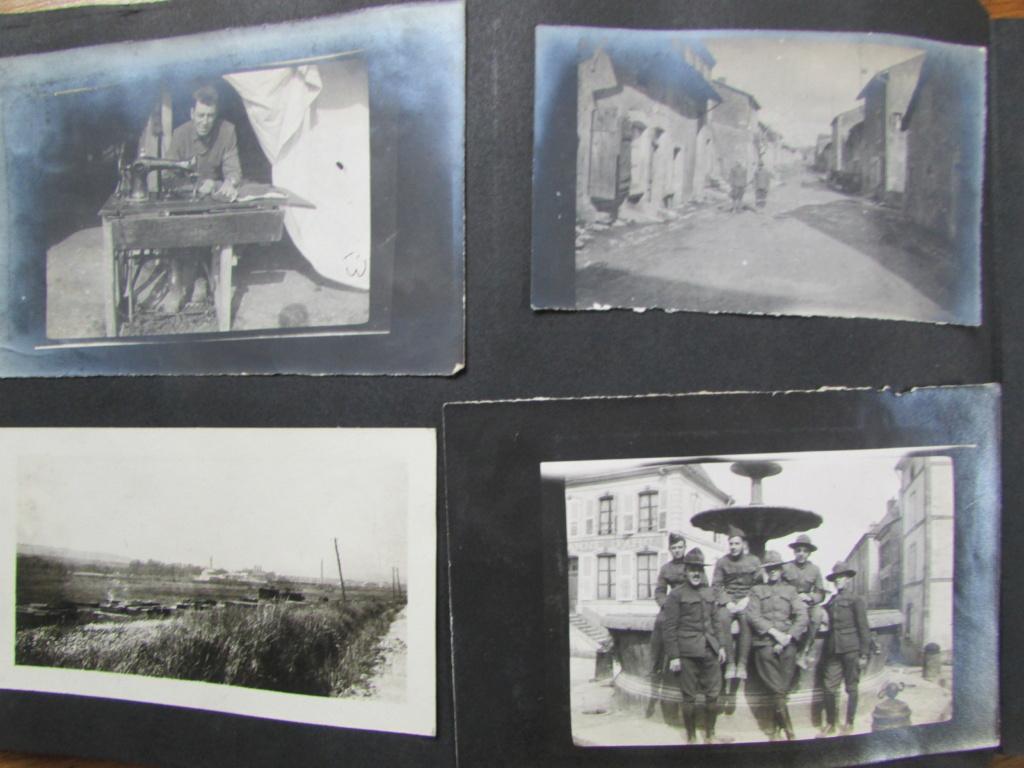 Album photo US WW1 Img_4122