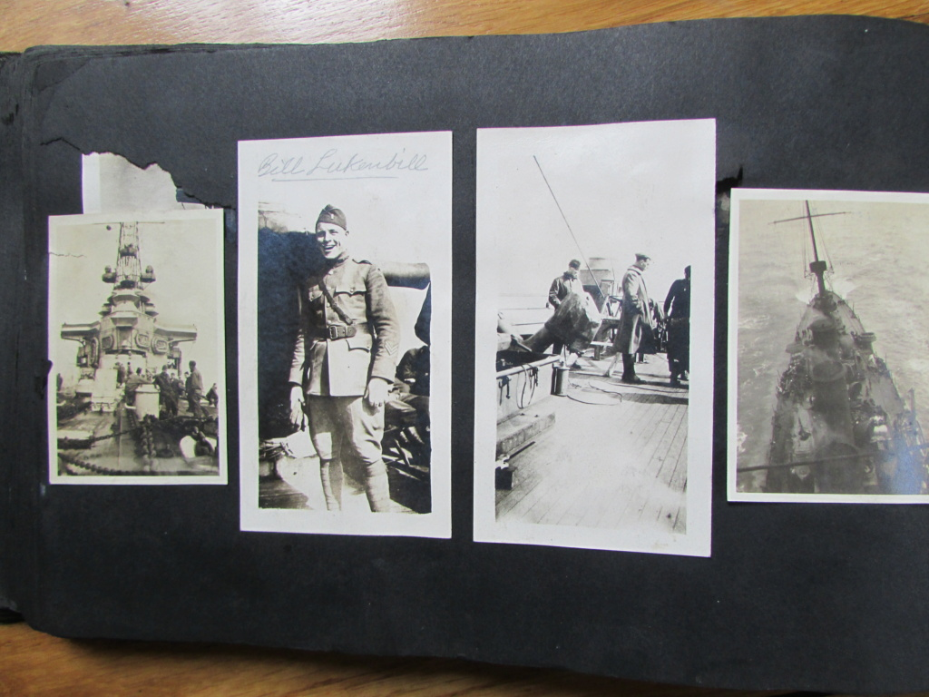 Album photo US WW1 Img_4156