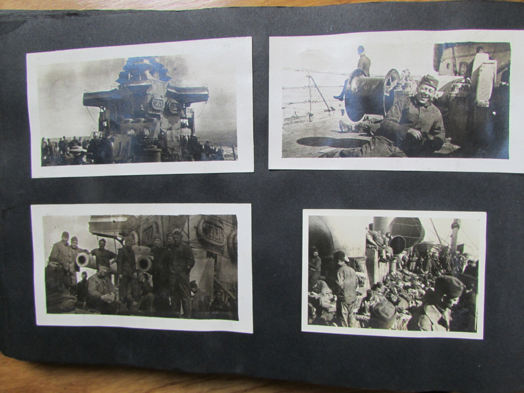 Album photo US WW1 Img_4157