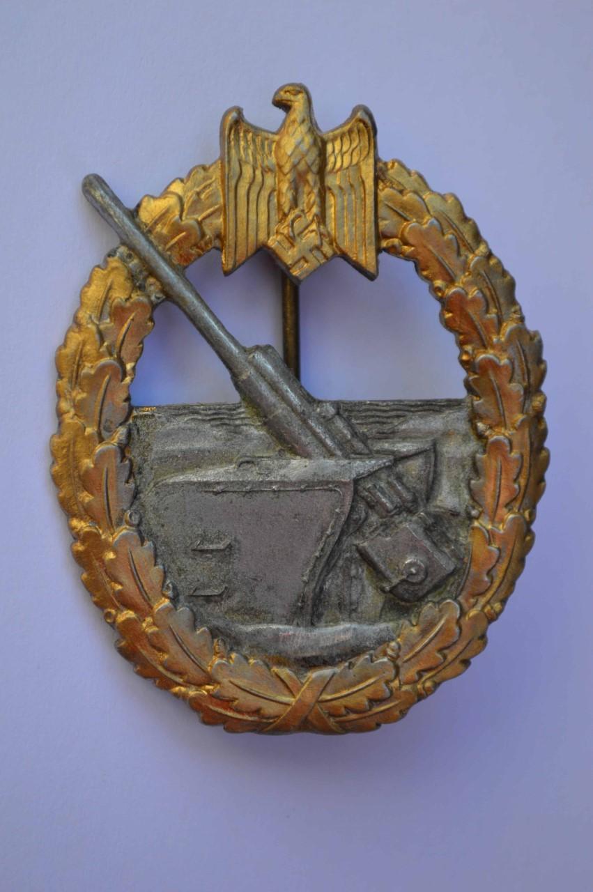 Insigne Artillerie Côtière Thumbn14