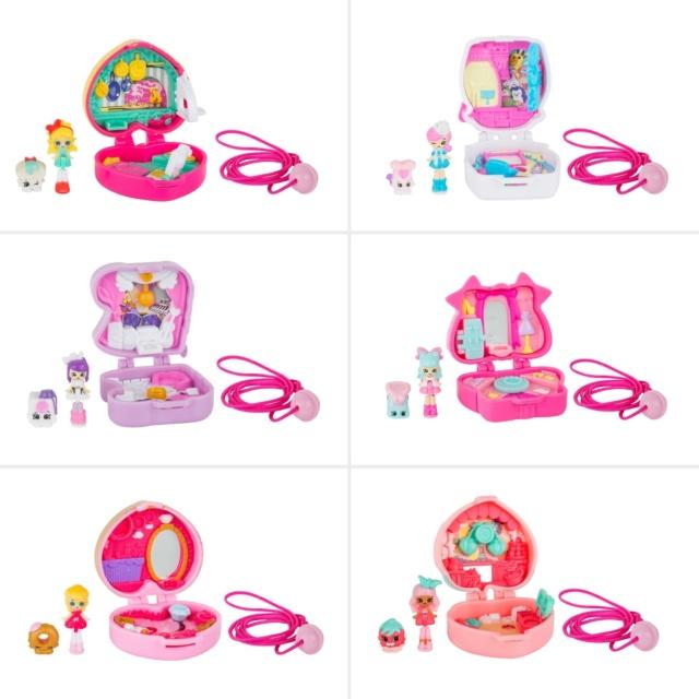 Les SHOPKINS & les HAPPY PLACES (poupées, petkins, playsets) 12227910