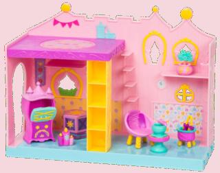 Les SHOPKINS & les HAPPY PLACES (poupées, petkins, playsets) 5_disn10