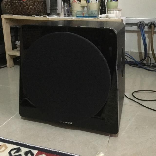 Yamaha sub NS-SW500 (sold) Ebeb8a10
