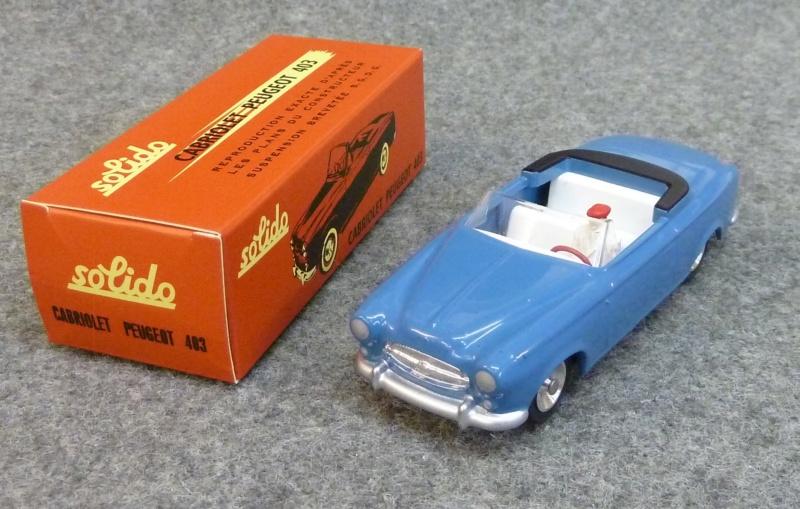 numéro 1 peugeot 403 cabriolet P1340214