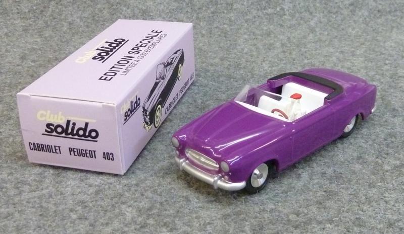 numéro 1 peugeot 403 cabriolet P1340218