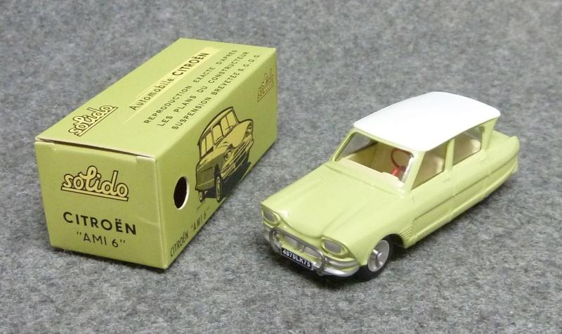 numéro 2 Citroën Ami 6 berline P1350221