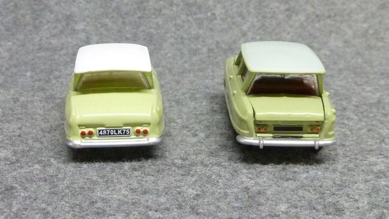 numéro 2 Citroën Ami 6 berline P1350226