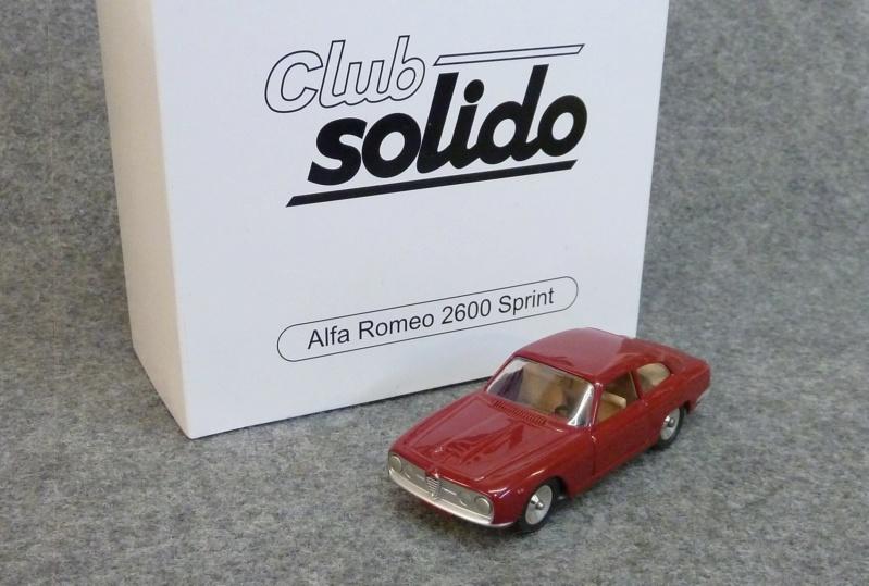 numéro 4 Alfa Romeo 2600 P1350912