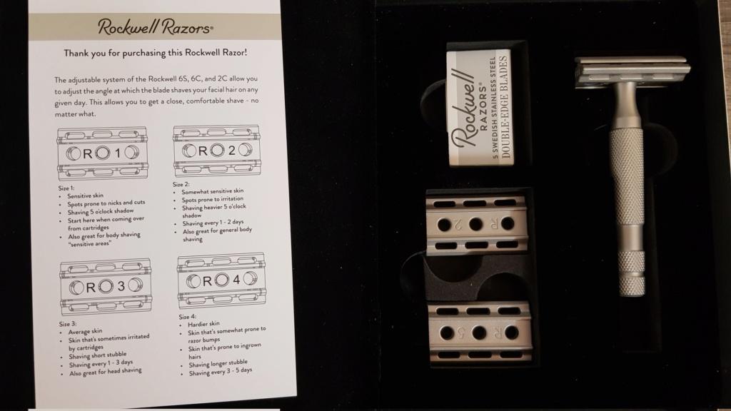 Photos de votre armoire spéciale rasage (ou de la partie réservée au rasage) - Page 30 20200312