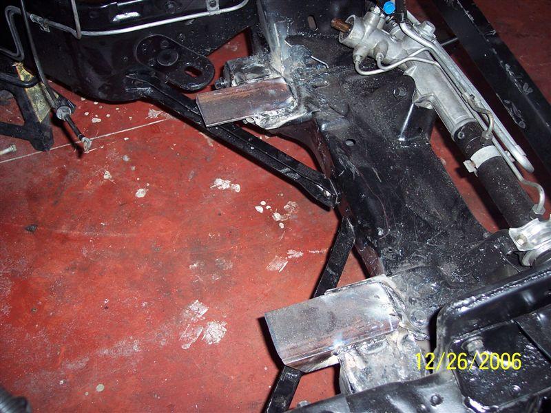Installer un moteur LS1 dans une Corvette C4 100_2412