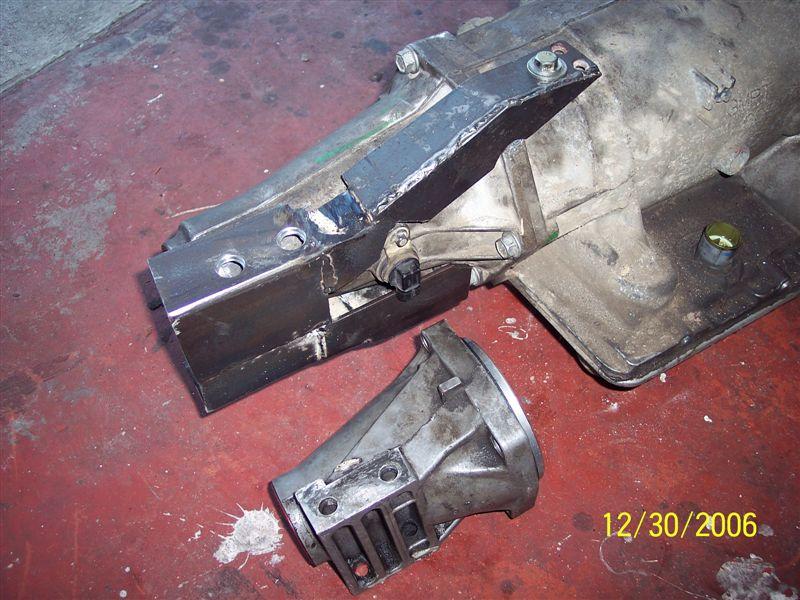 Installer un moteur LS1 dans une Corvette C4 100_2414