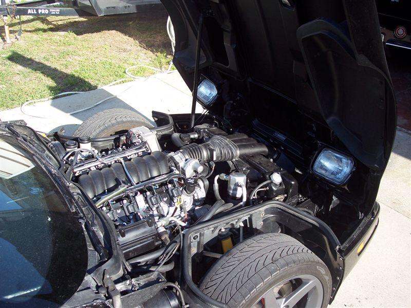 Installer un moteur LS1 dans une Corvette C4 100_3410