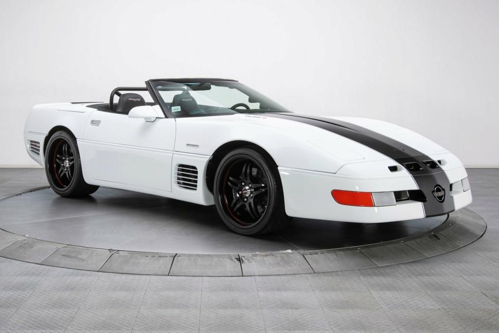 Combien de Corvette C4 Callaway en France ?? 1996-c10