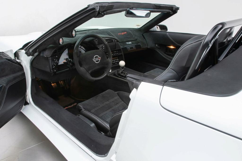 Combien de Corvette C4 Callaway en France ?? 1996-c11