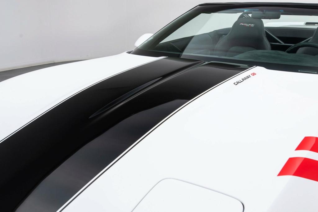 Combien de Corvette C4 Callaway en France ?? 1996-c13