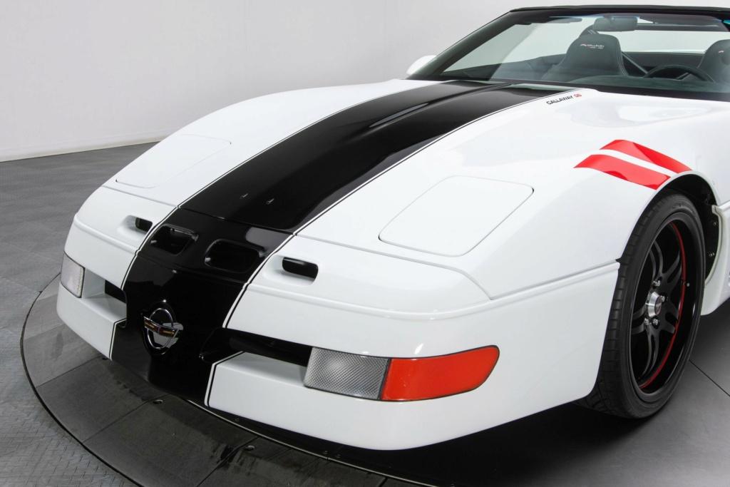 Combien de Corvette C4 Callaway en France ?? 1996-c14