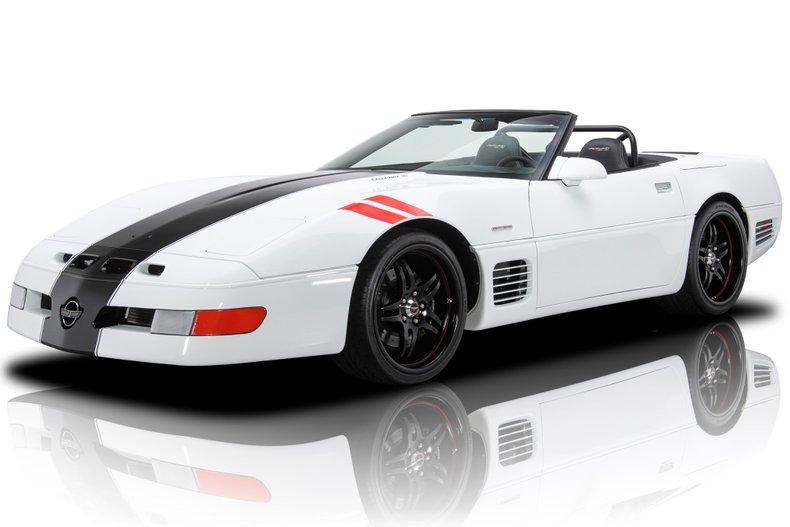 Combien de Corvette C4 Callaway en France ?? 1996-c19