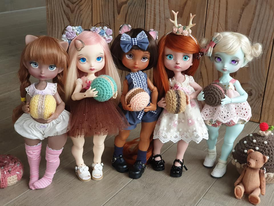 Ma famille LillycatCeriseDolls 69801411