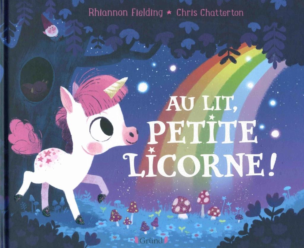 [Fielding, Rhiannon; Chatterton, Chris] Au lit, petite licorne! Au_lit10