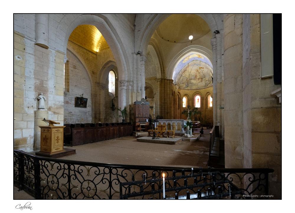 Le village de Cadouin et son abbaye Dscf6615