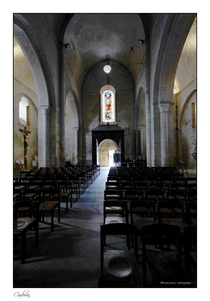 Le village de Cadouin et son abbaye Dscf6621