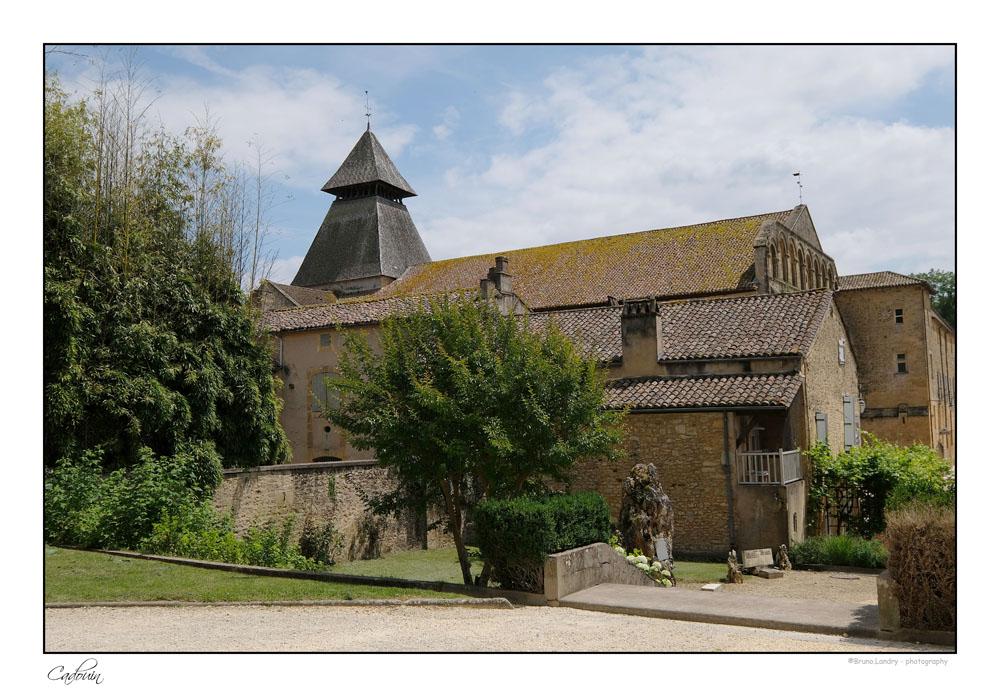 Le village de Cadouin et son abbaye Dscf6624