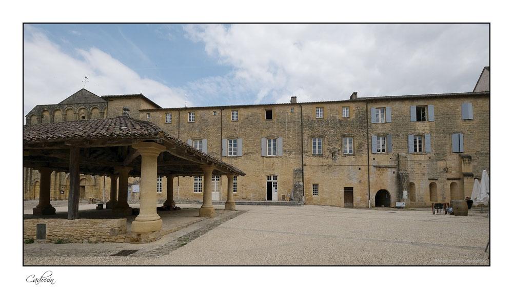 Le village de Cadouin et son abbaye Dscf6626