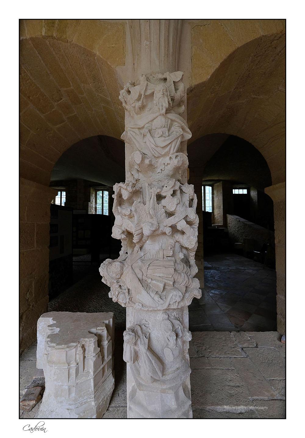 Le village de Cadouin et son abbaye Dscf6635