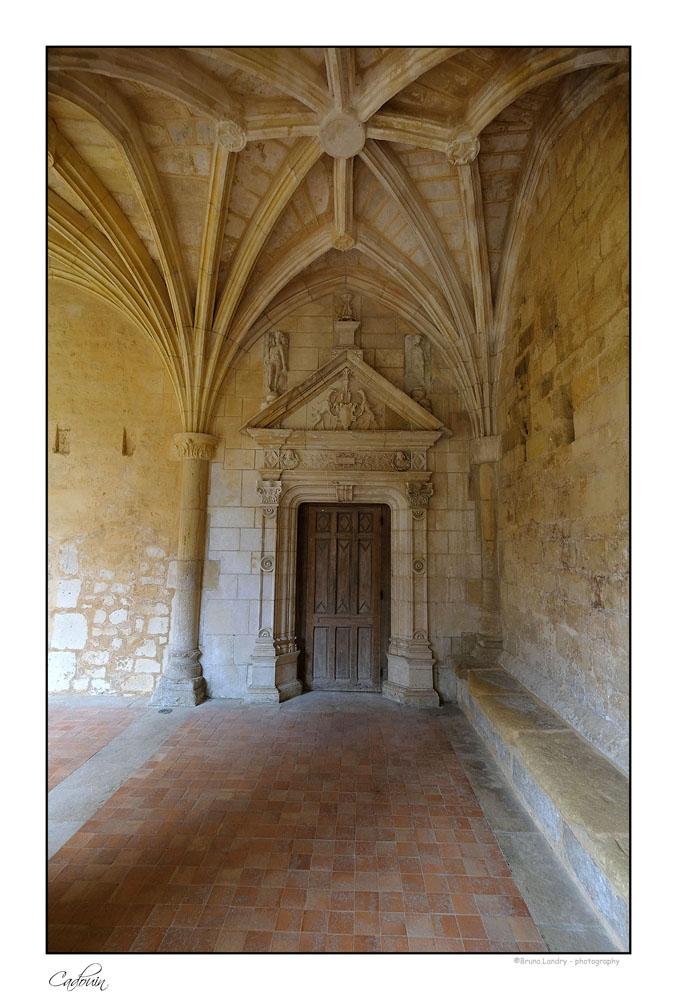 Le village de Cadouin et son abbaye Dscf6655